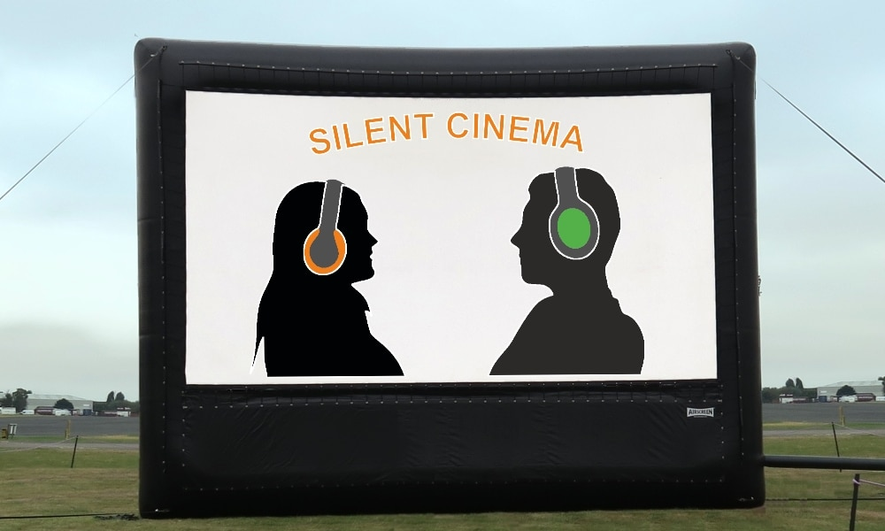 Extra Large Silent Cinema