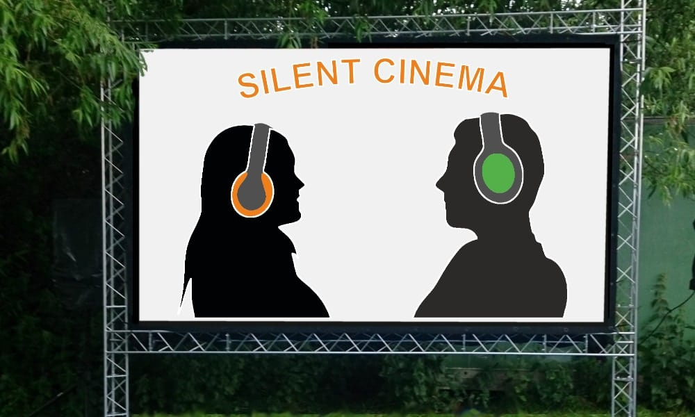 Small Silent Cinema Package